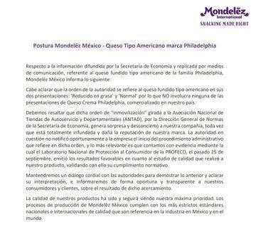 Foto: Mondelez Internacional