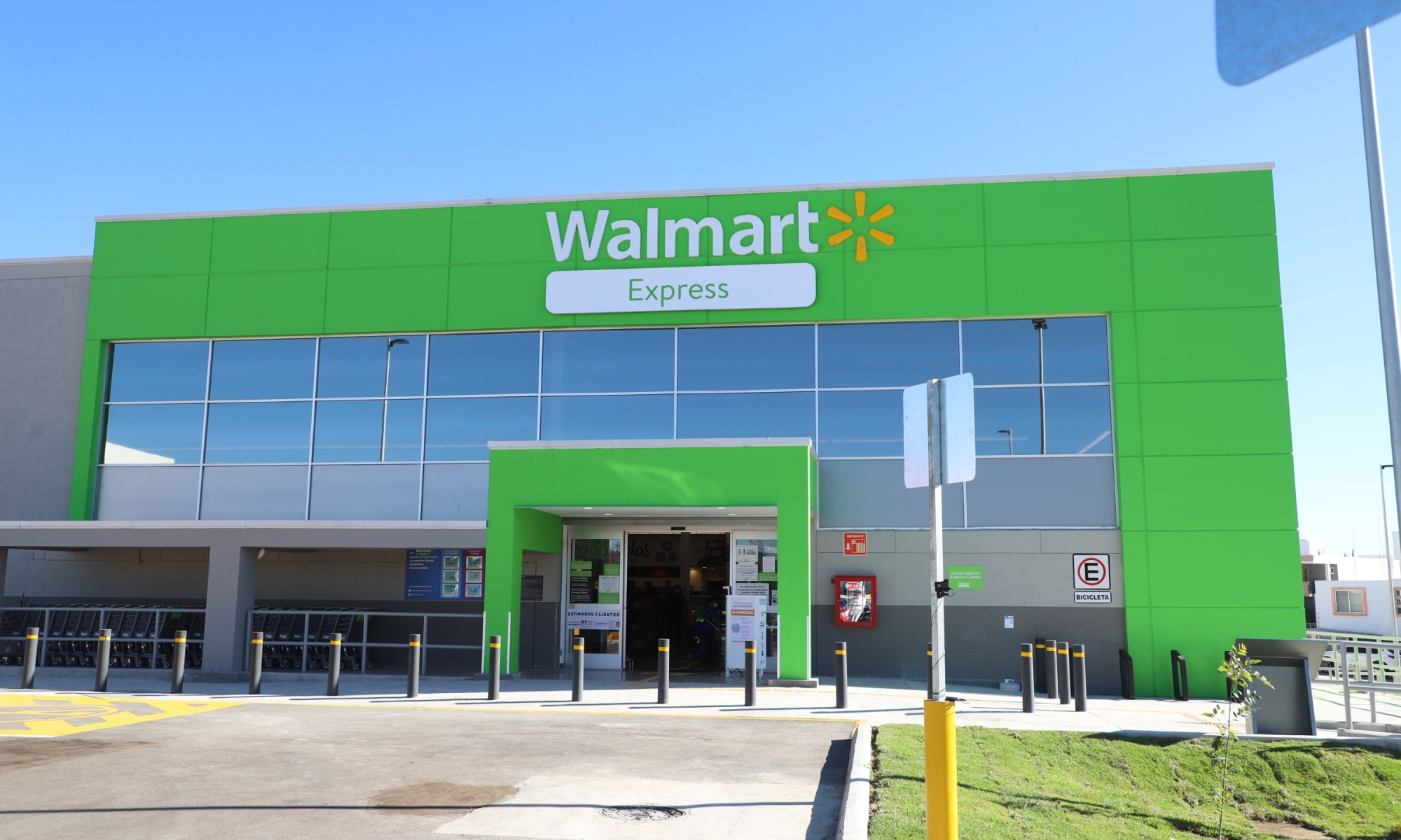 Walmart Express